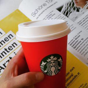 Kaffee von Starbucks