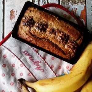 Foto Bananenbrot