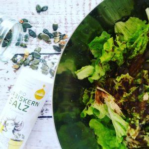 Foto Grüner Salat