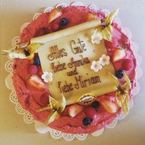 Kindergeburtstags-Torte