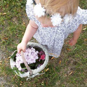 Foto Blumenmädchen Hochzeit