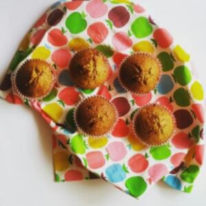 Foto von gesunden Muffins