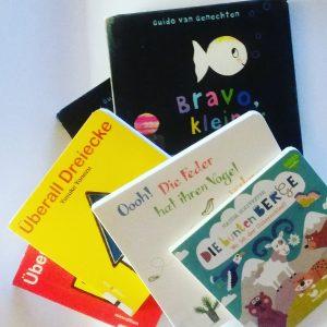 Foto von Kinderbüchern