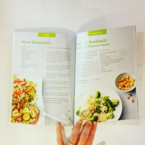 Foto Clean Eating Buch