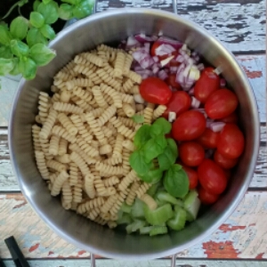 Foto von One Pot Pasta
