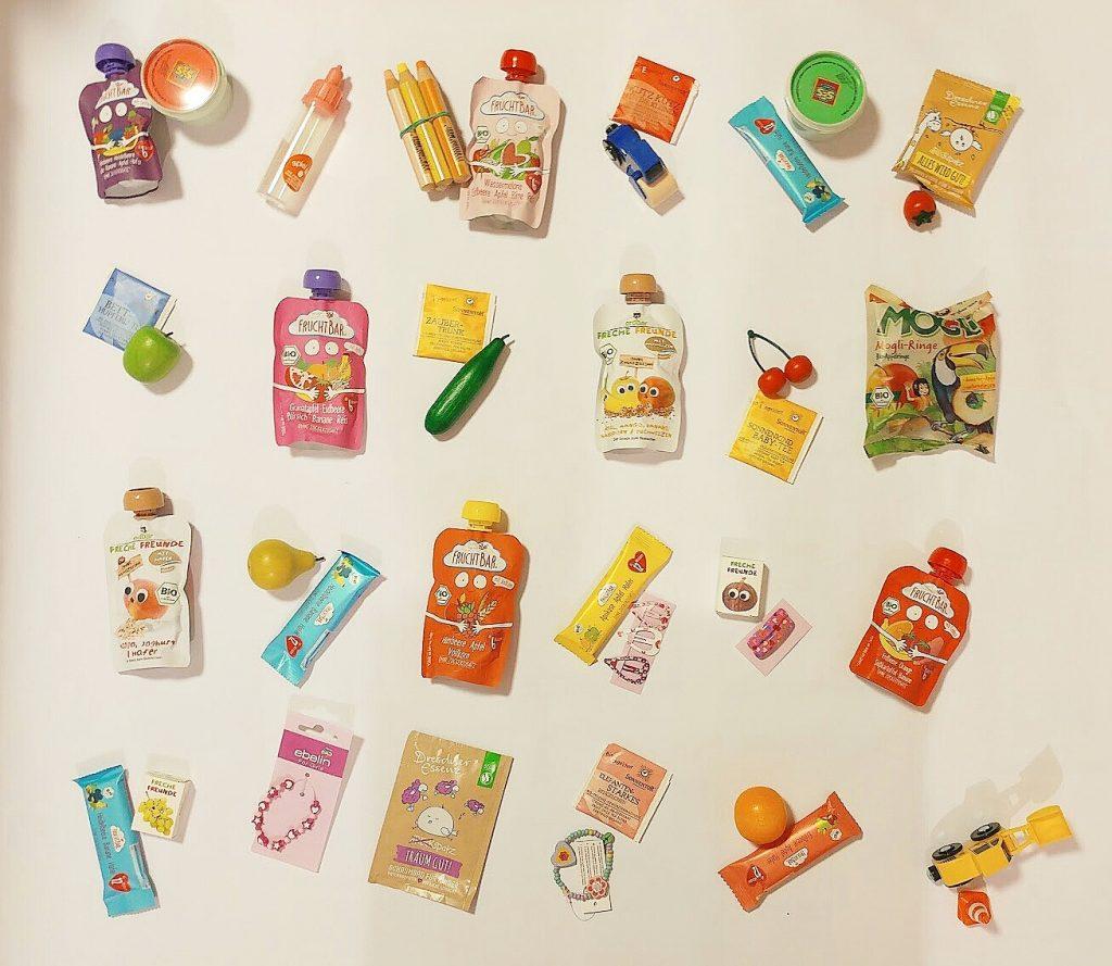 Foto Adventkalender Kleinkinder
