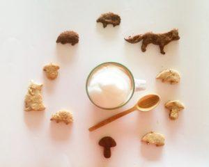 Foto Kekse und Kaffee