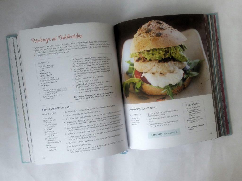Foto aus dem Buch Das gesunde Familienkochbuch