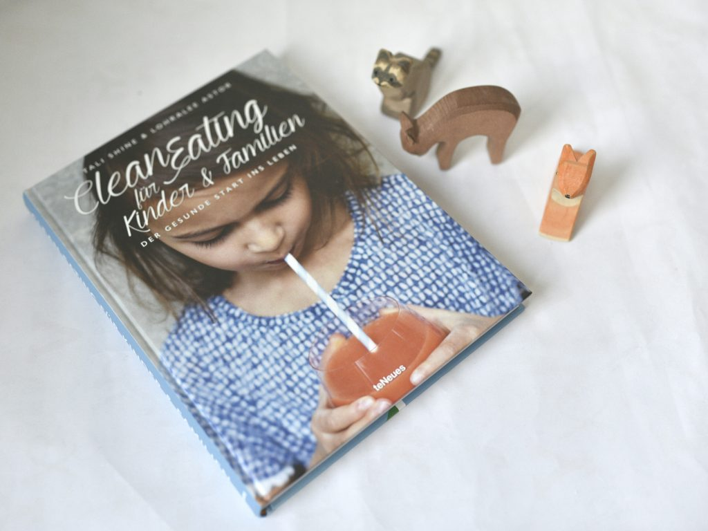 Foto vom Buchcover Clean Eating