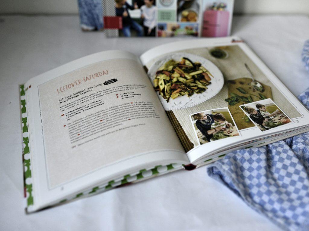 Foto aus dem Familienkochbuch Organic Cooking