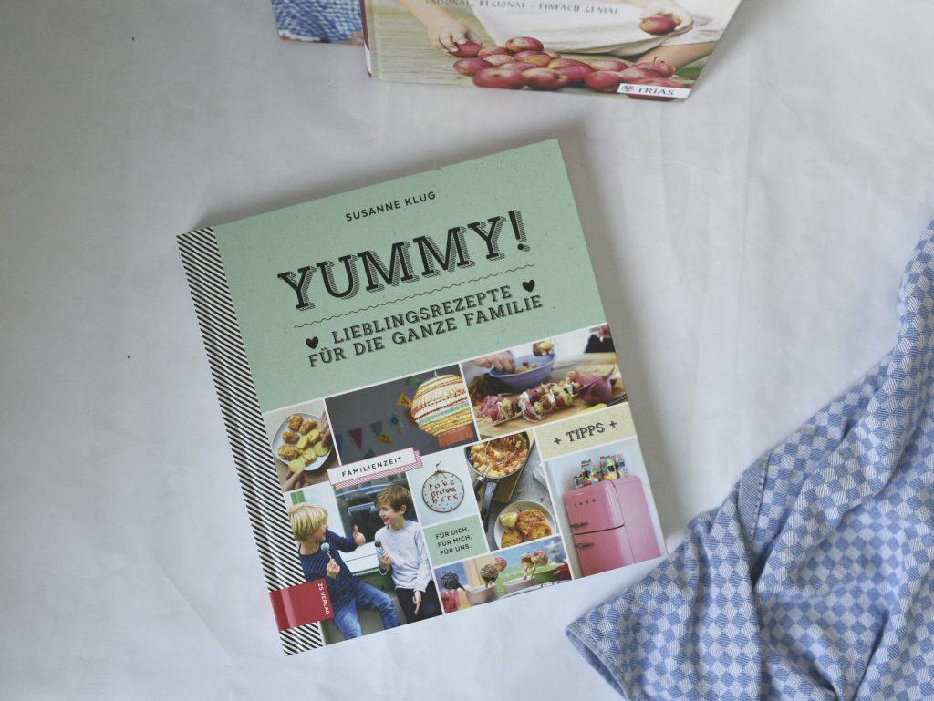 """Foto vom Buchcover """"Yummy"""""""