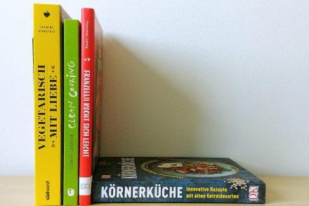 Foto von Kochbüchern