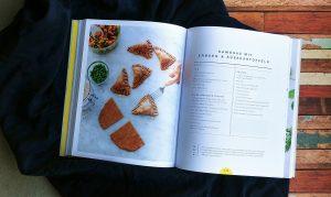 """Foto aus dem Kochbuch """"Vegetarsch mit Liebe"""""""