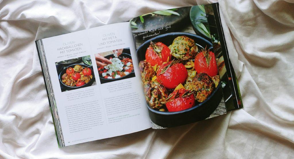 """Foto vom Kochbuch """"Einfach Kochen voller Genuss"""""""