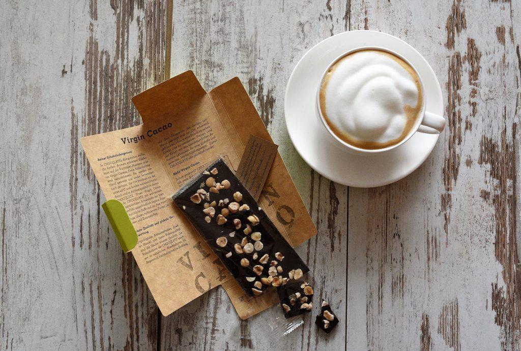 Gesunde Schokolade ohne Zucker