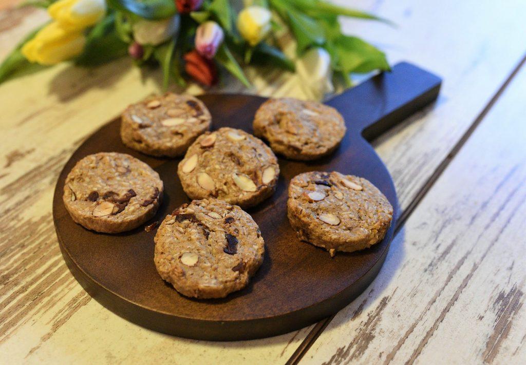 Kekse ganz ohne Zucker
