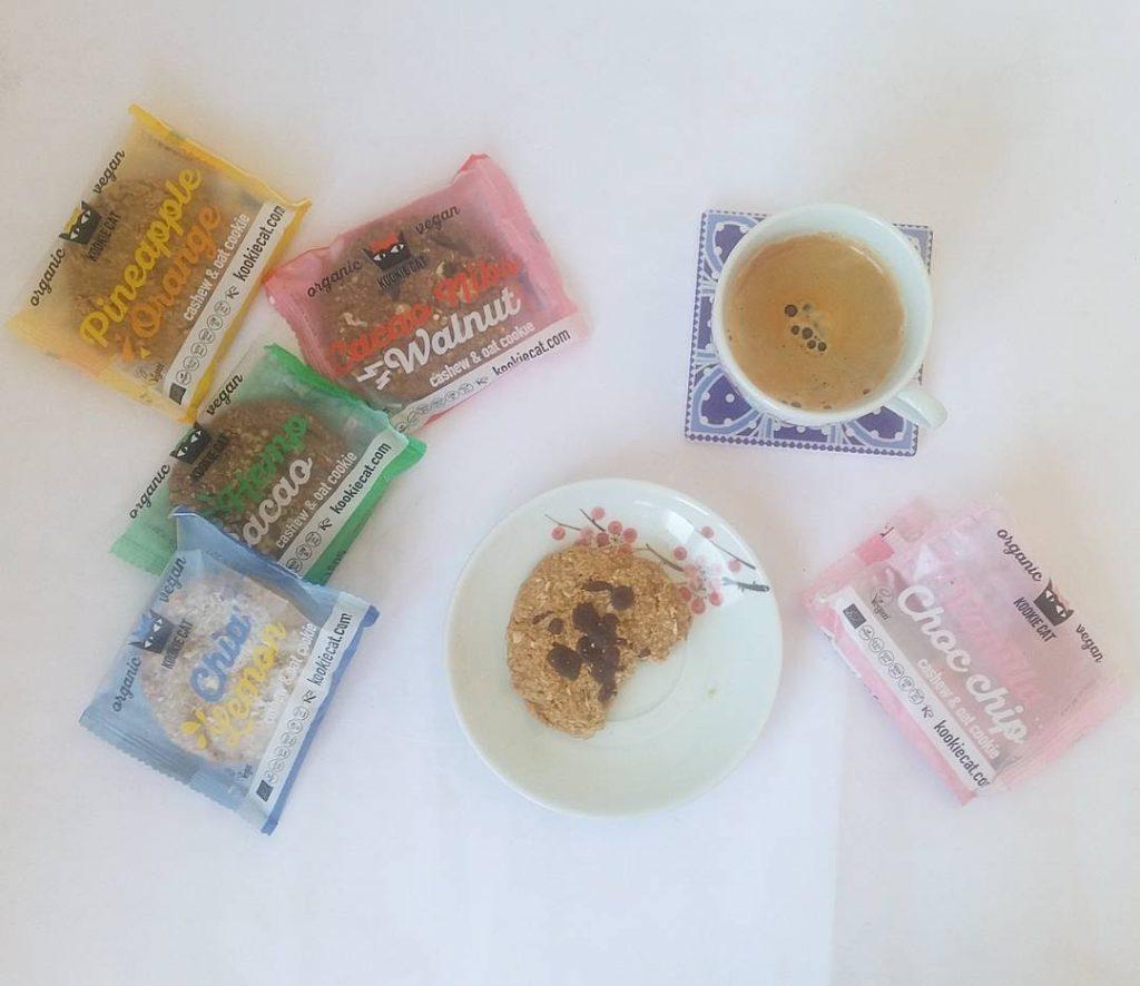 Foto von zuckerfreien Keksen