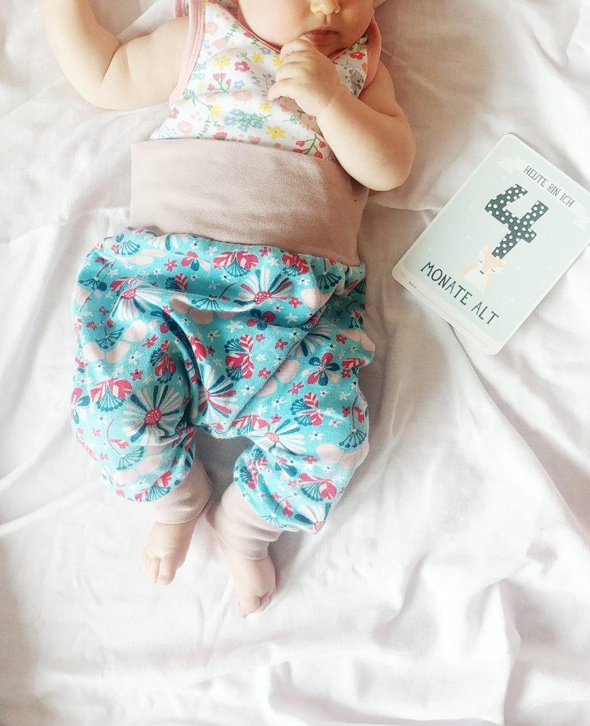 Emma vier Monate