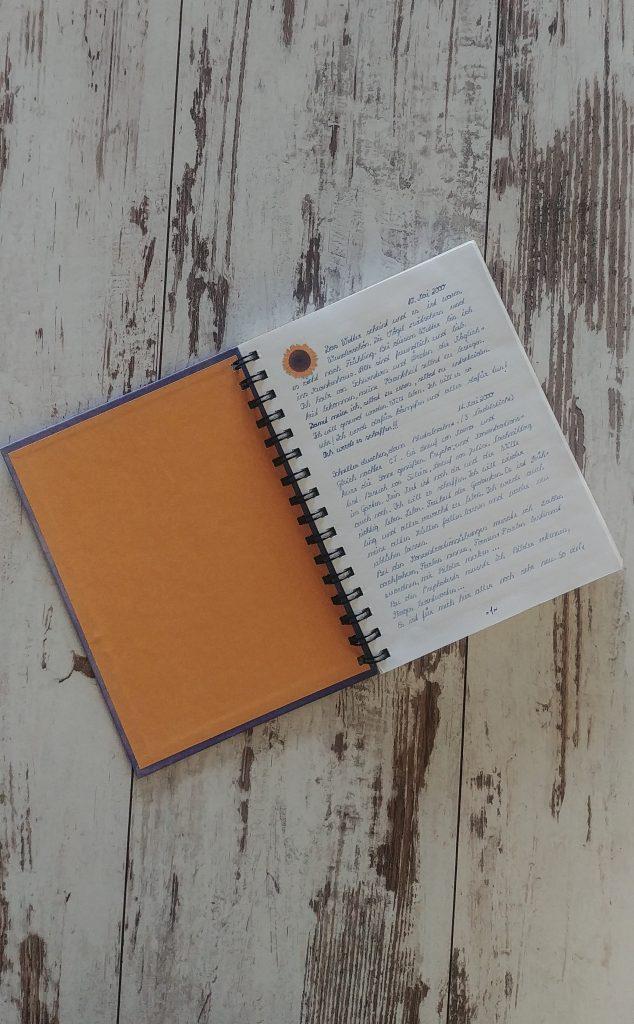 Tagebuch eines magersüchtigen Mädchens