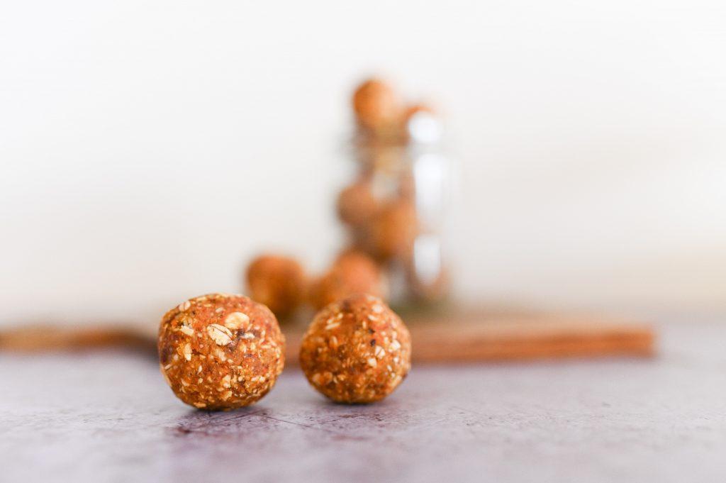 Karottenkugeln oder auch Carrot Cake Balls